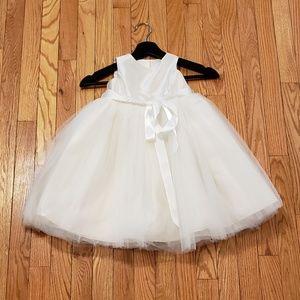 Toddler Flower Girl's Dress